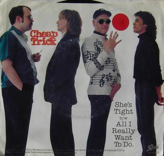 Cheap Trick – She's Tight    —-Powerpop Friday