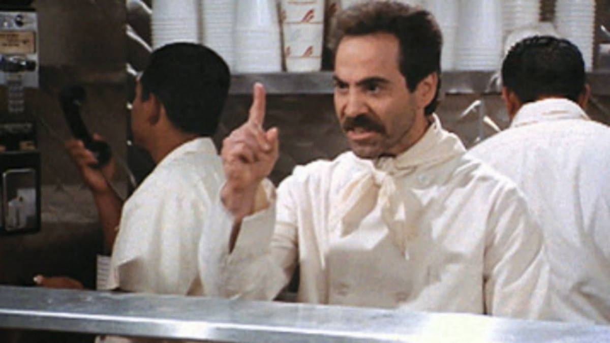 Classic TV Episodes: Seinfeld – The Soup Nazi