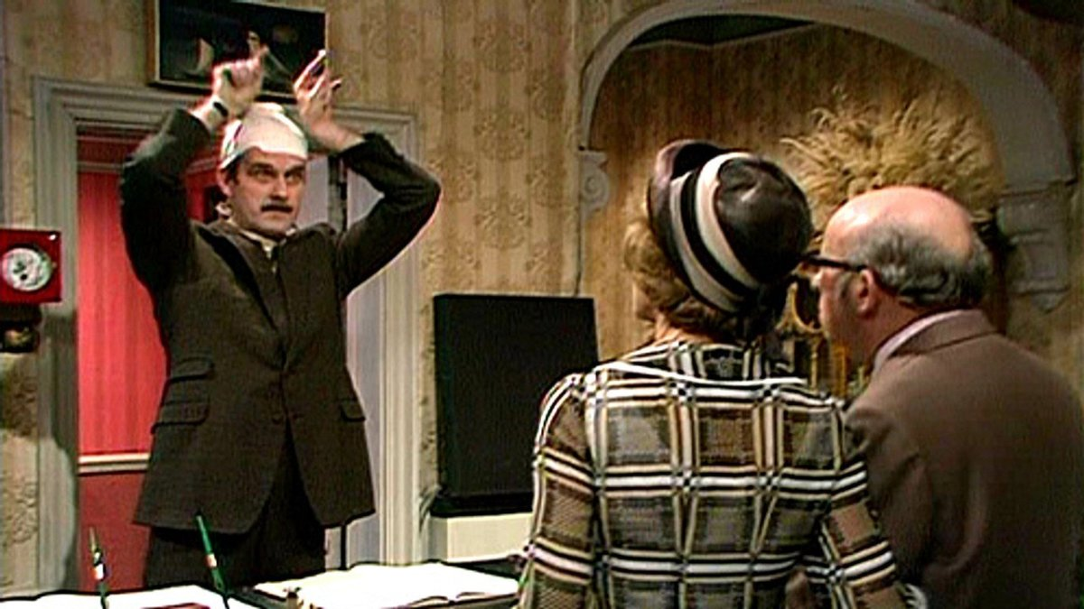 Classic TV Episodes: Fawlty Towers – The Germans