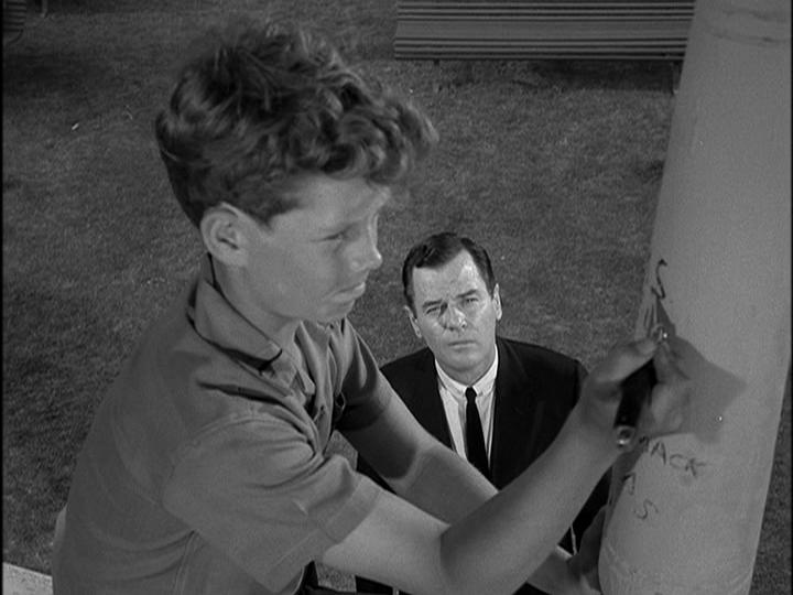 Twilight Zone – Walking Distance…#1