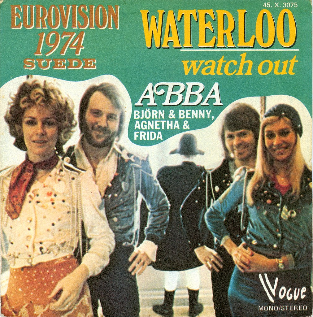 Songs That Were Banned: ABBA –Waterloo