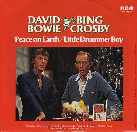 Bing Crosby & David Bowie – Peace On Earth / The Little DrummerBoy