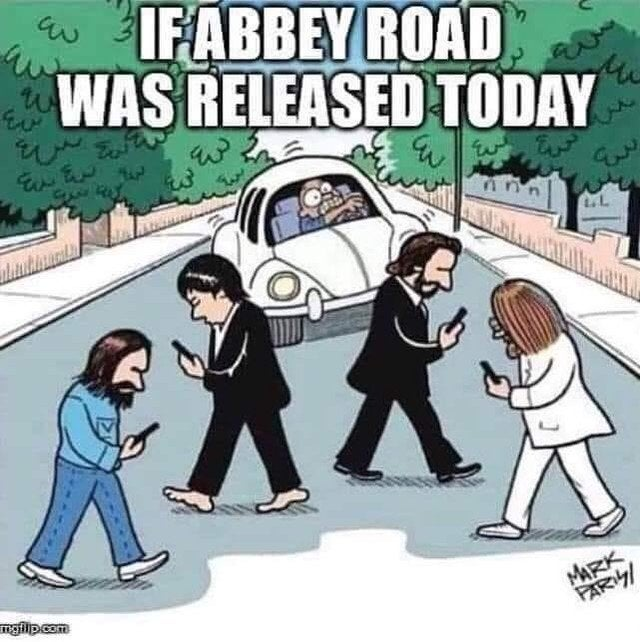 If Abbey Road Was Released Today