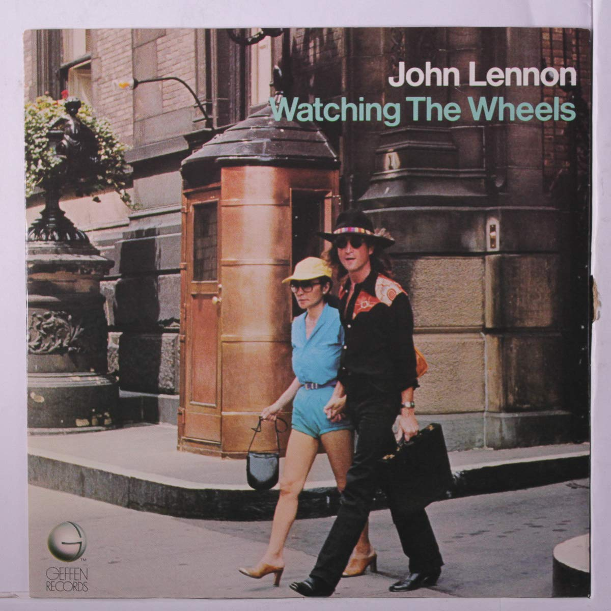 John Lennon – Watching The Wheels