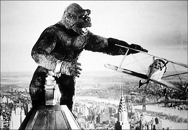 Where is… the original King Kong model now?