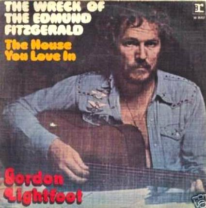 Gordon Lightfoot – The Wreck Of The Edmund Fitzgerald