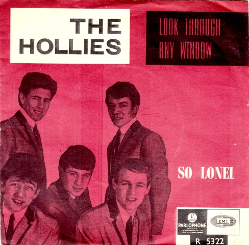 The Hollies – Look Through Any Window
