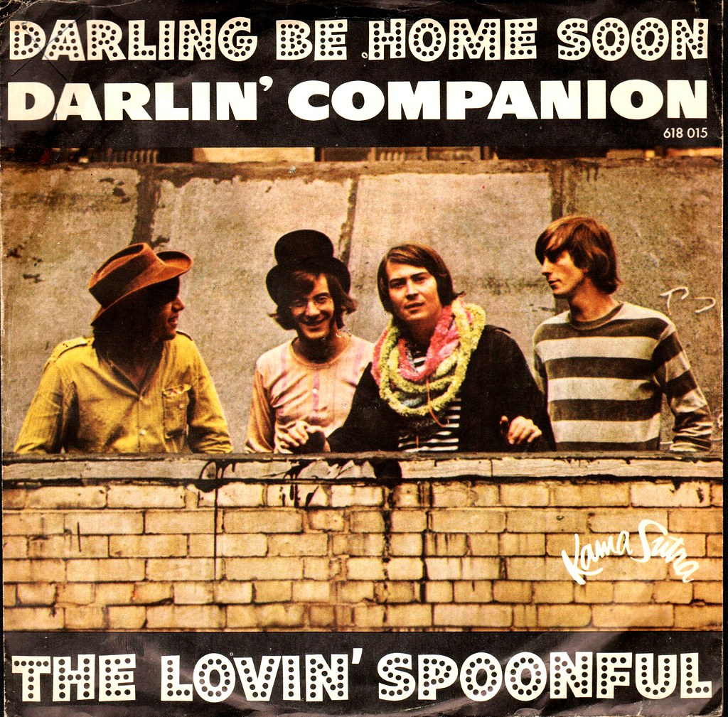 Lovin' Spoonful – Darling Be Home Soon – PowerPop… An