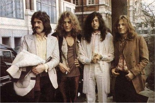 Led Zeppelin – Night Flight