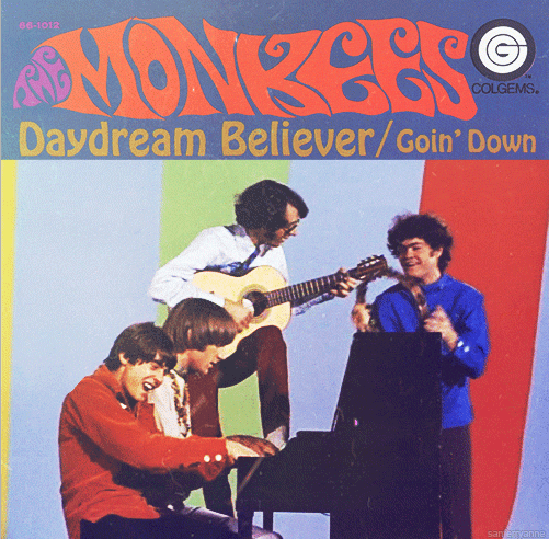 Monkees – DaydreamBeliever