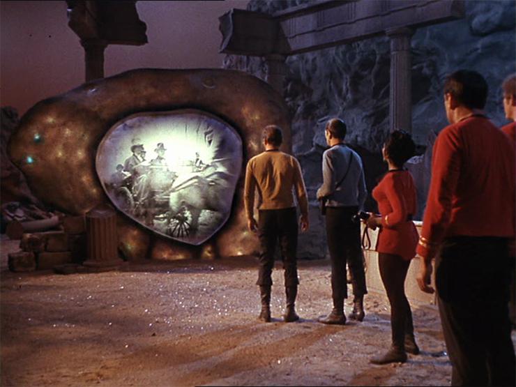 Classic TV Episodes: Star Trek – The City on the Edge ofForever
