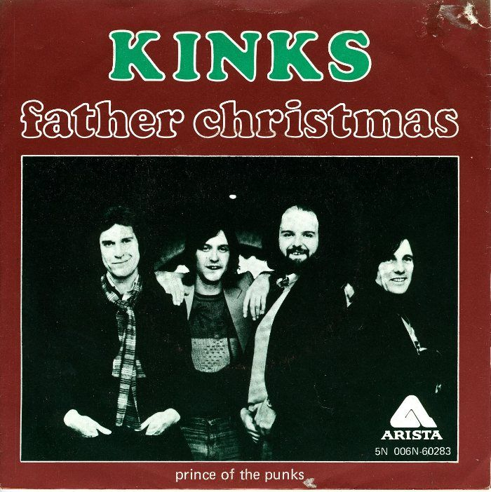Kinks – FatherChristmas