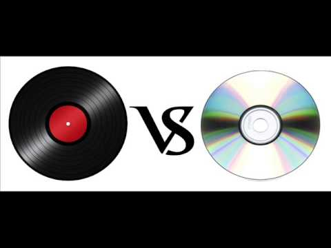 Vinyl or Digital?