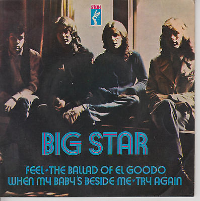 Big Star – When My Baby 's Beside Me    —-Powerpop Friday