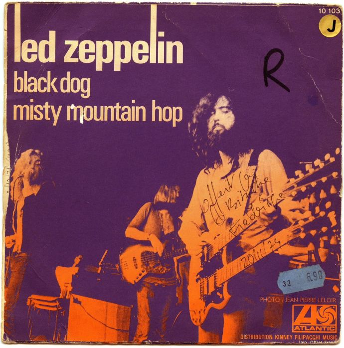 Led Zeppelin – Misty Mountain Hop