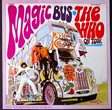 Who – MagicBus