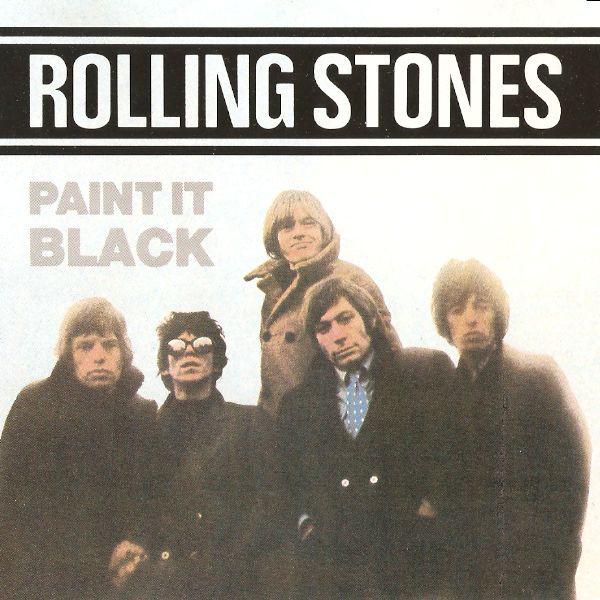 Rolling Stones – Paint It,Black