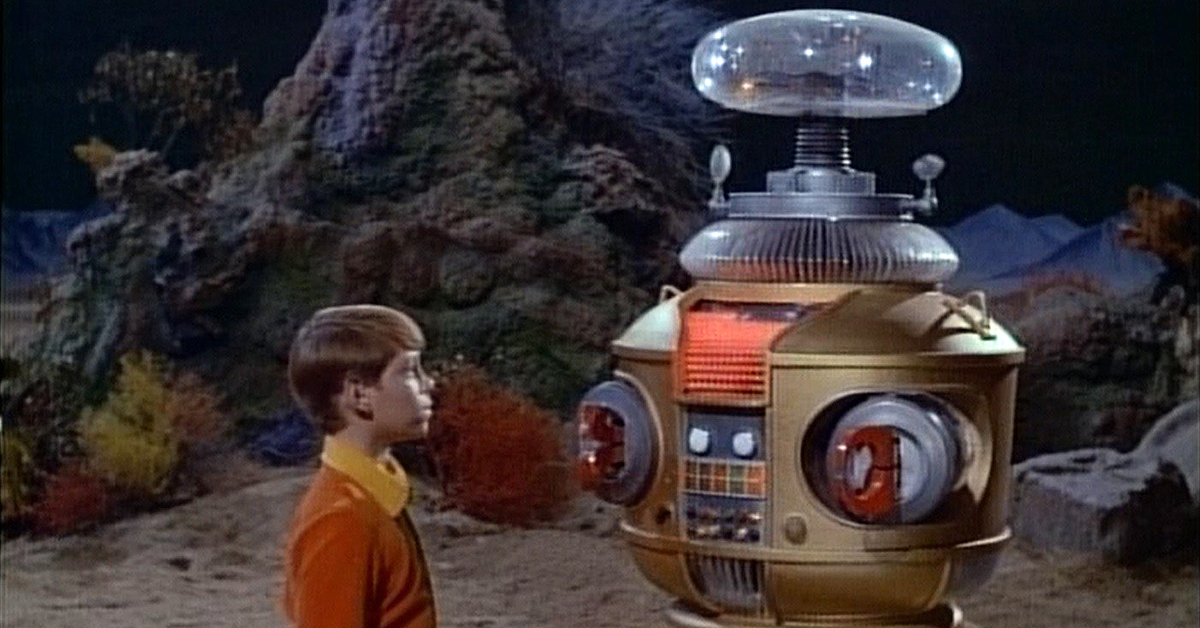 Where is…The Robot from Lost In Space?