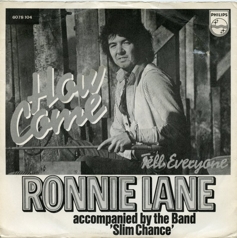 Ronnie Lane – HowCome?
