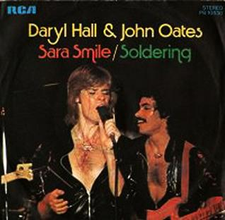Hall and Oates – Sara Smile
