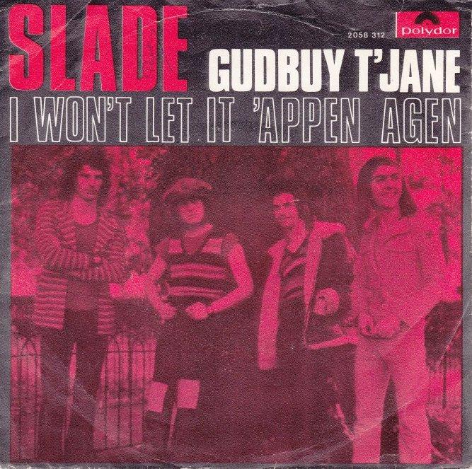 Slade – GudbuyT'Jane