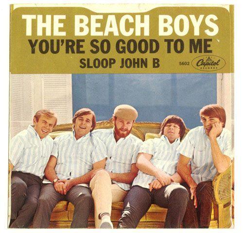 Beach Boys – Sloop JohnB