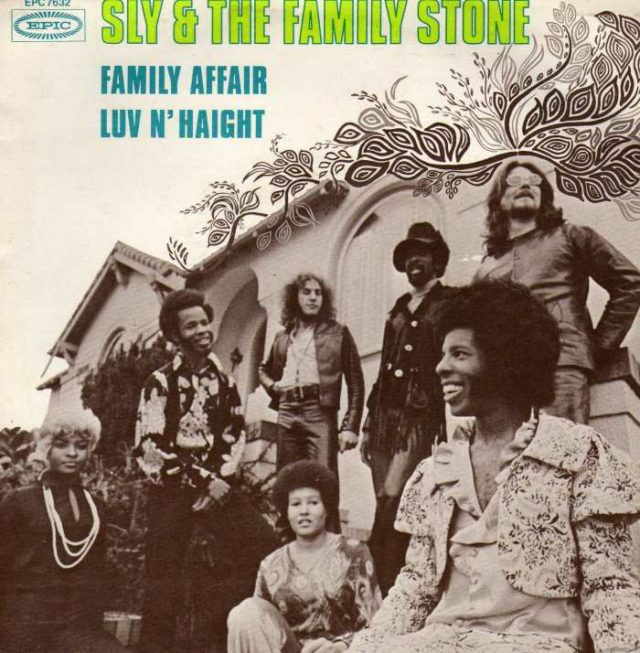 Sly and the Family Stone – FamilyAffair
