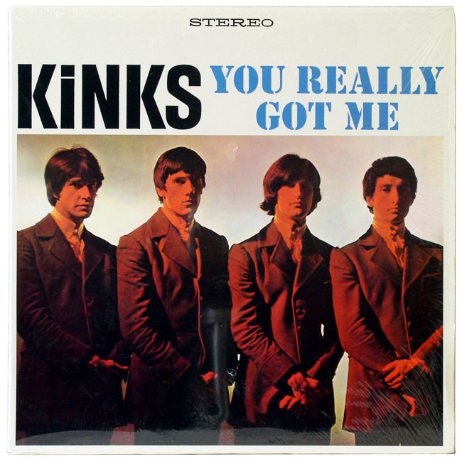 Kinks – You Really Got Me