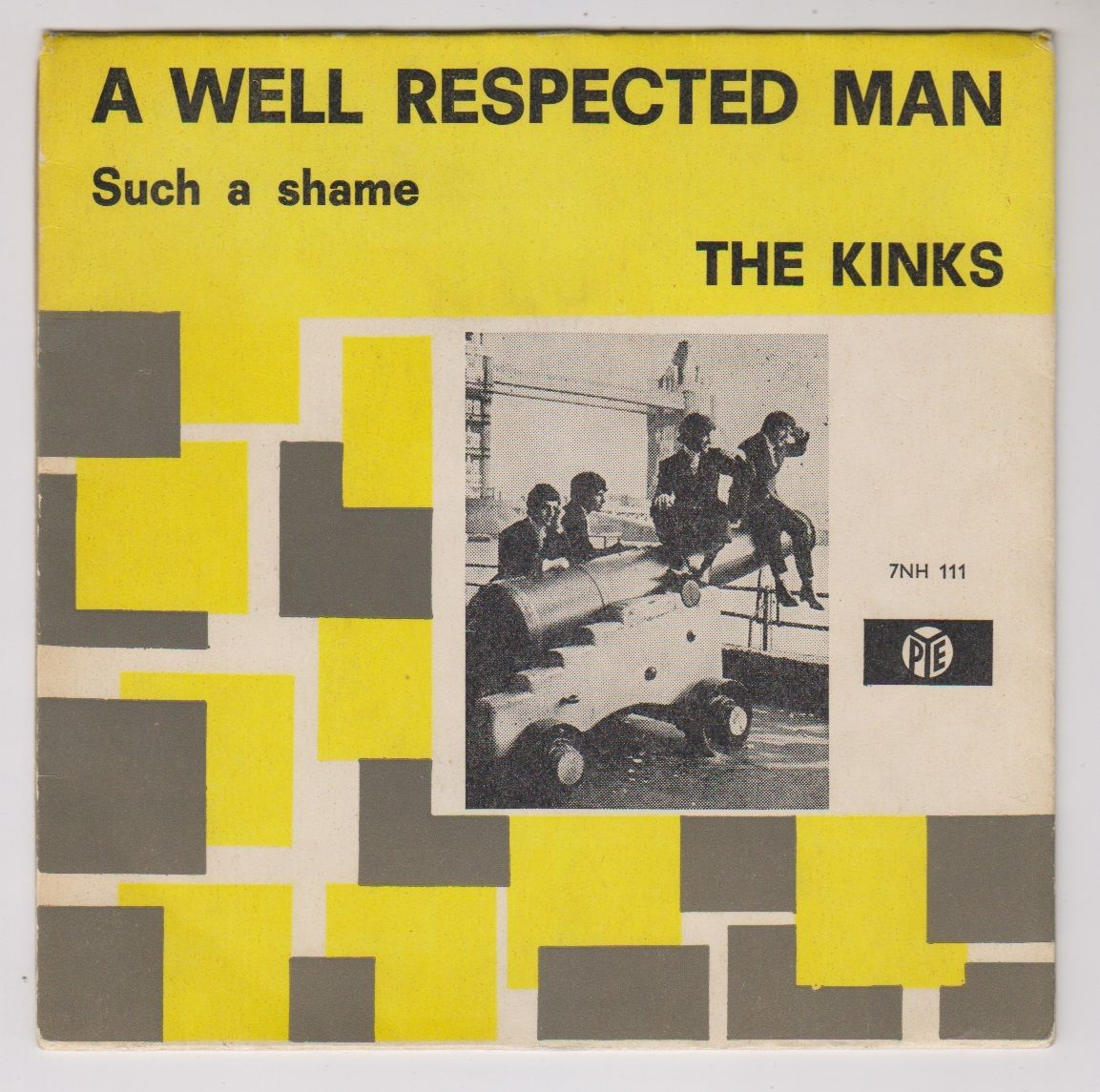 Kinks – A Well Respected Man
