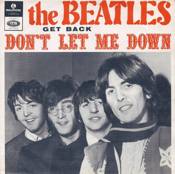 Beatles – Don't Let Me Down