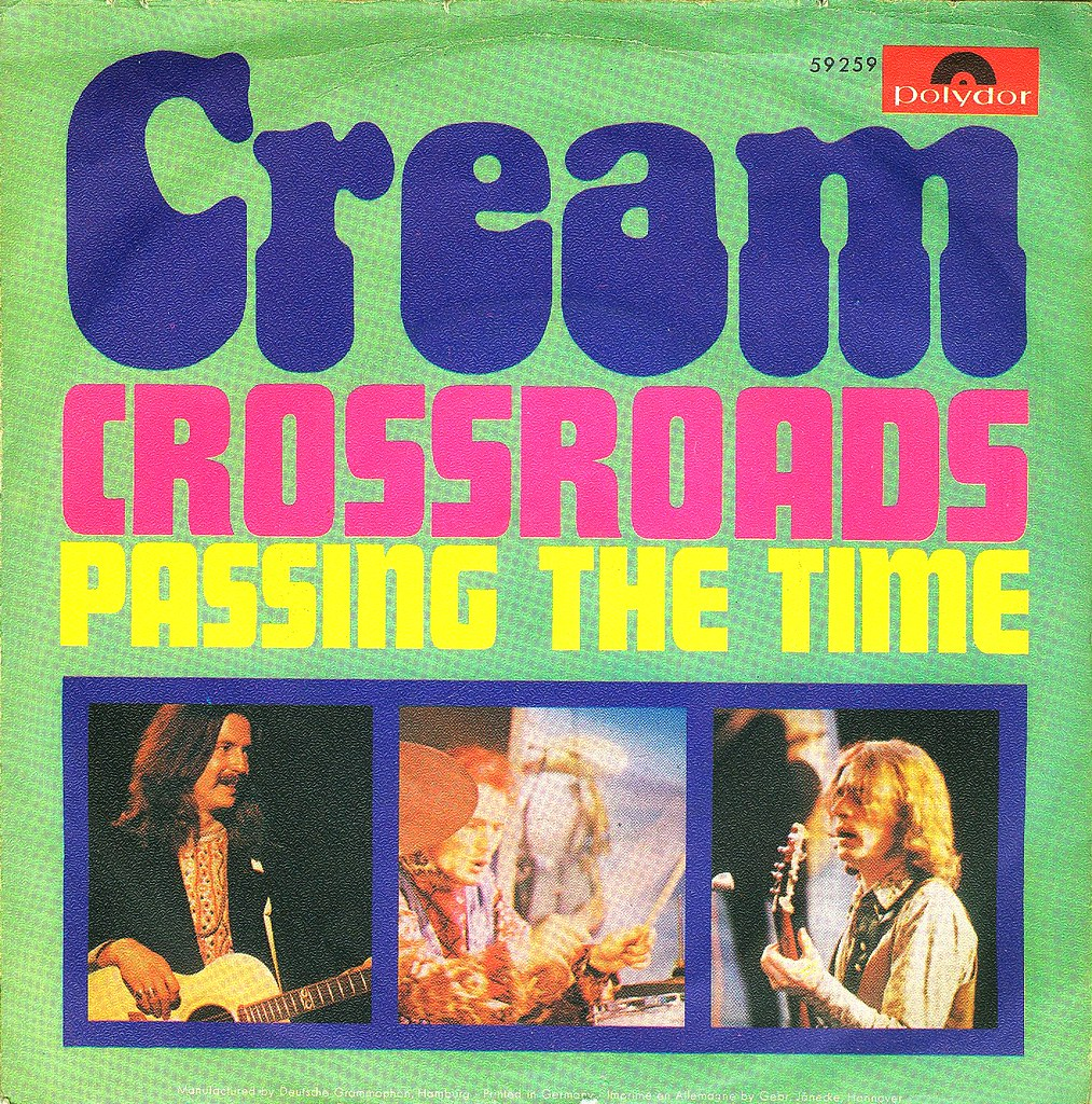 Cream – Crossroads