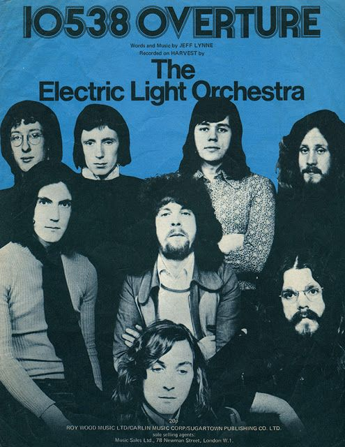 Electric Light Orchestra · 10538 Overture