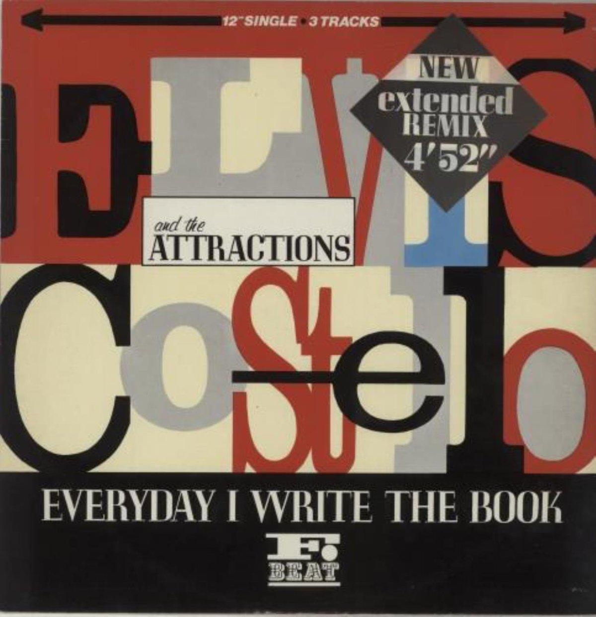 Elvis Costello – Everyday I Write TheBook