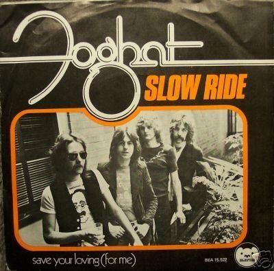 Foghat – SlowRide