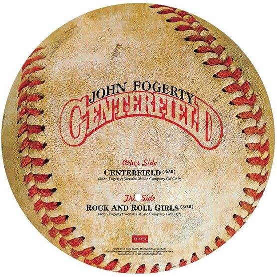 John Fogerty – Centerfield