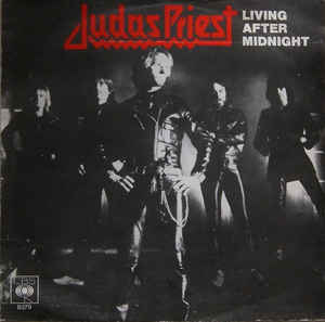 Judas Priest – Living After Midnight