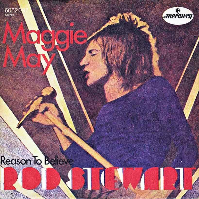 Rod Stewart – MaggieMay