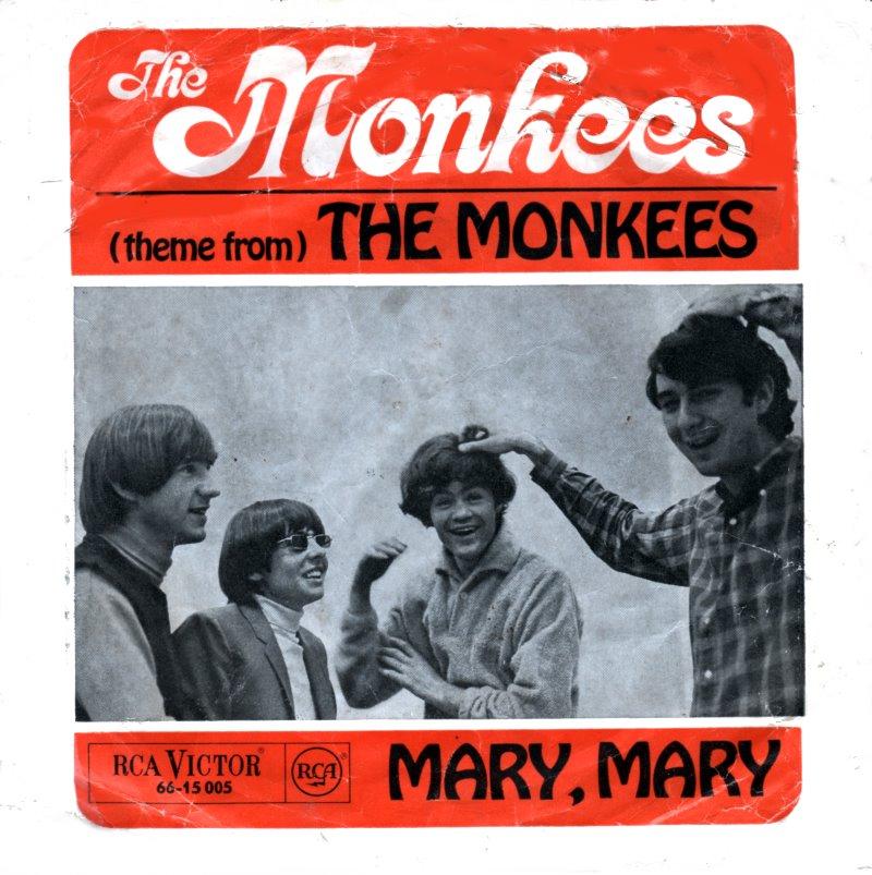Monkees – Mary,Mary
