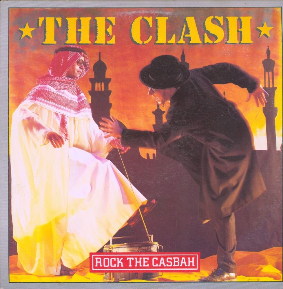 The Clash – Rock The Casbah