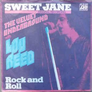 The Velvet Underground – SweetJane