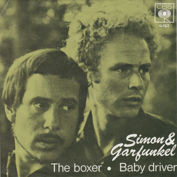 Simon And Garfunkel The Boxer Powerpop An Eclectic Collection Of Pop Culture