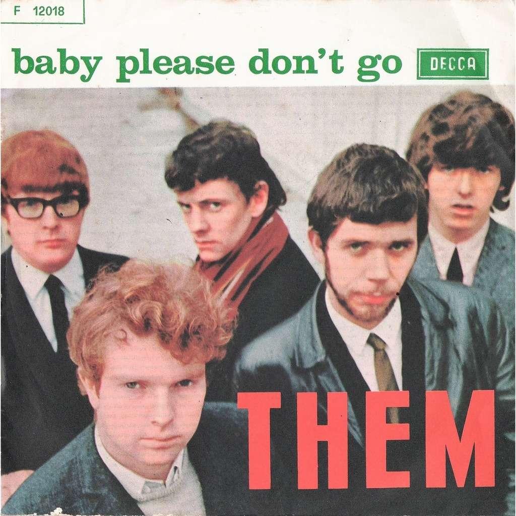 Them – Baby Please Don'tGo