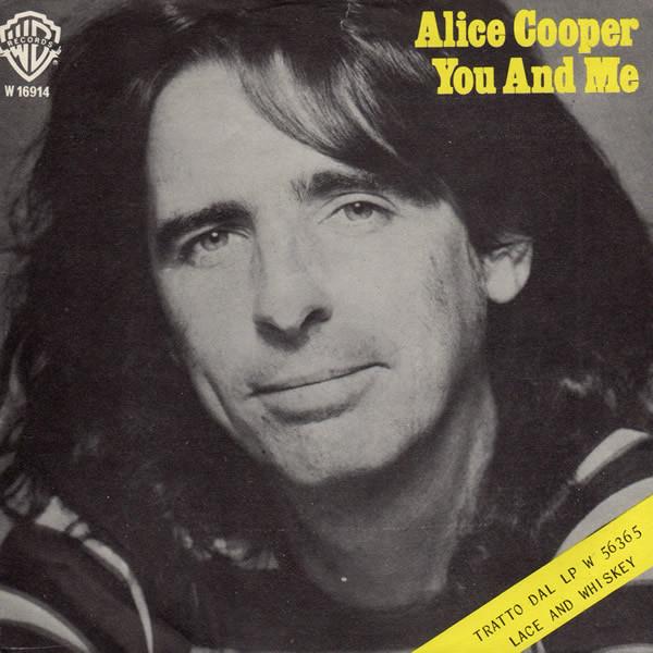 Alice Cooper – You andMe