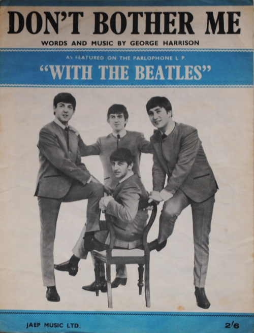 Beatles – Don't Bother Me