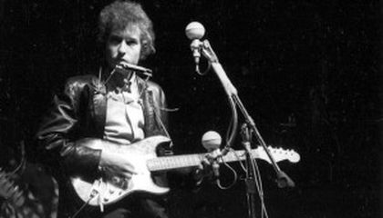 Where is…Bob Dylan's Guitar He Played at The 1965 Newport FolkFestival?
