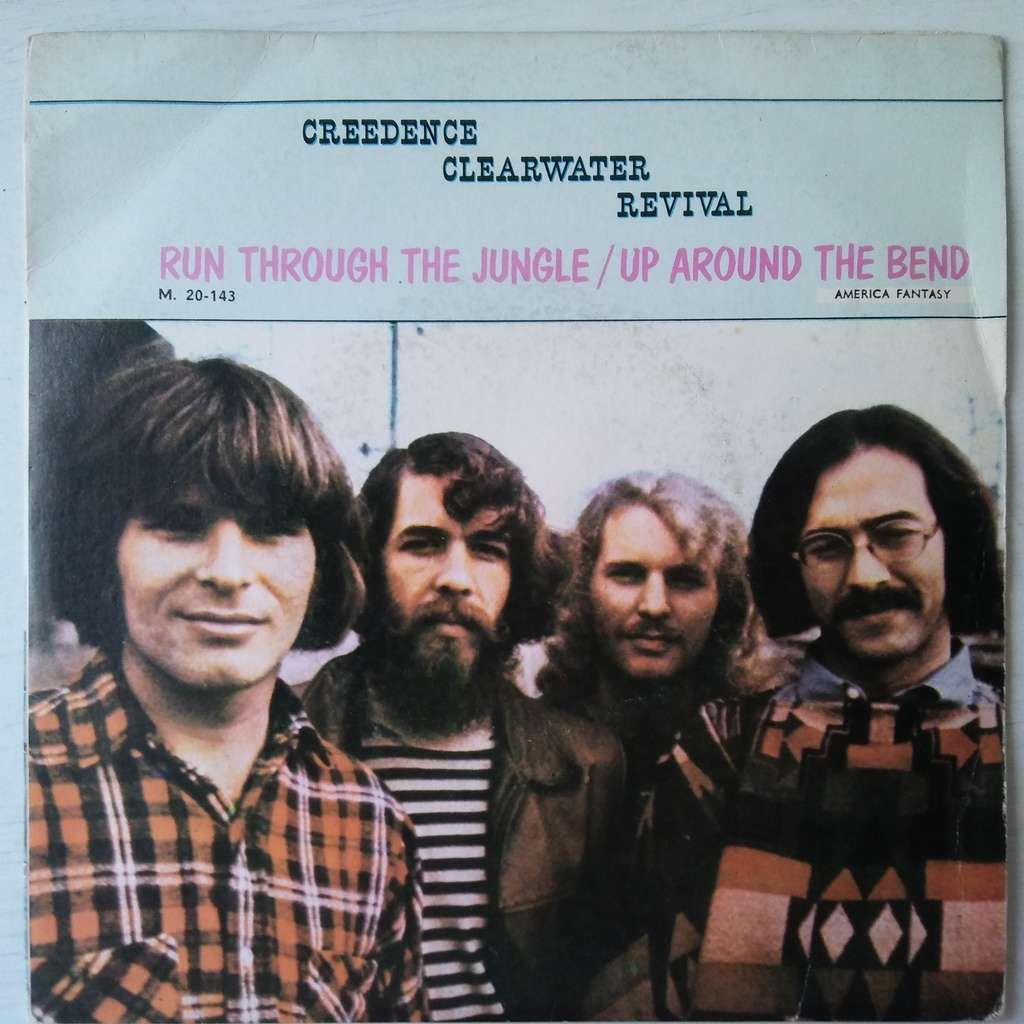 Creedence Clearwater Revival – Up Around TheBend
