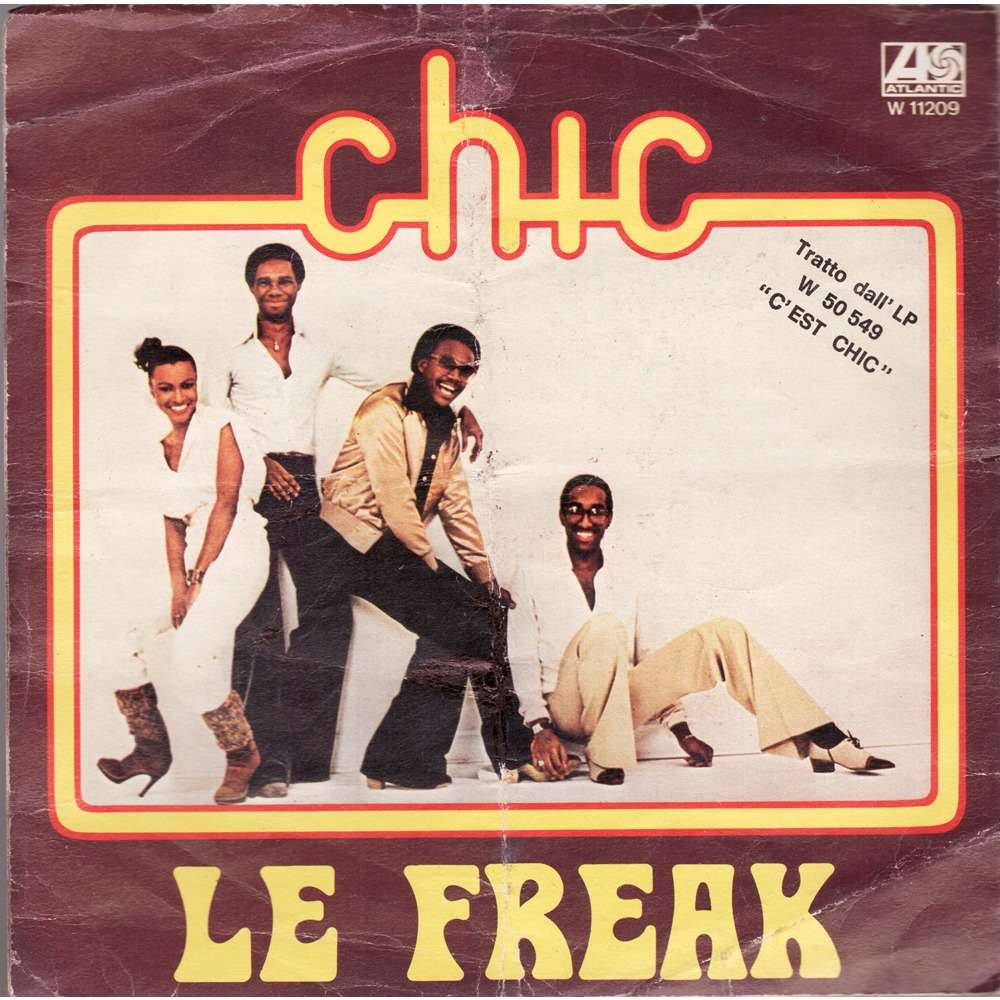 Image result for le freak chic images
