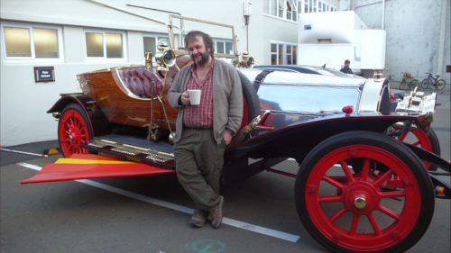 Where is… the Chitty Chitty Bang Bang Car Now?