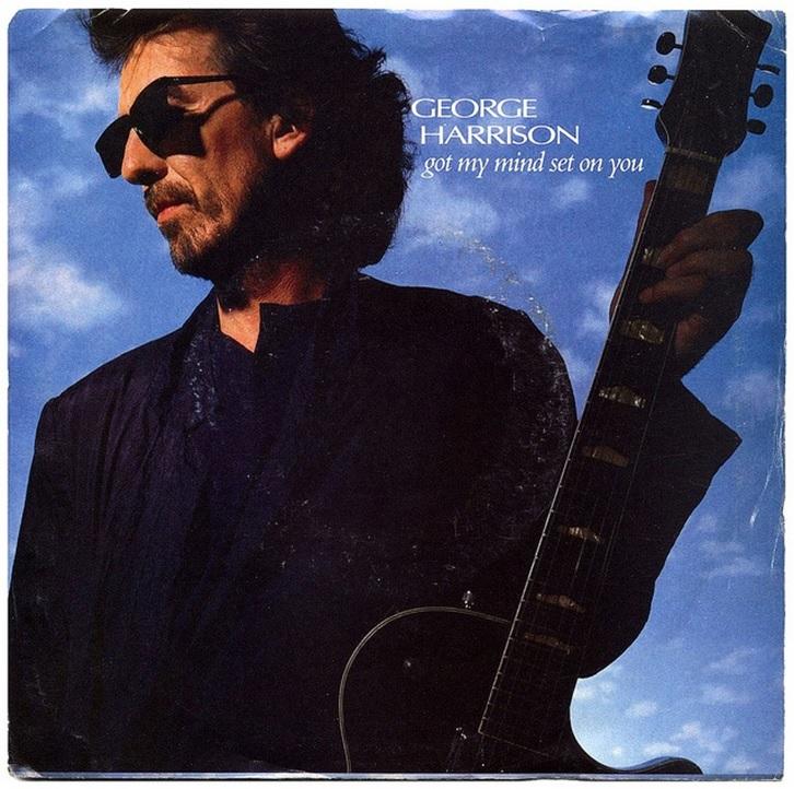 George Harrison – Got My Mind Set OnYou