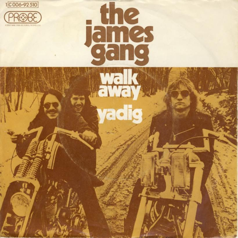 James Gang – Walk Away